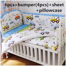 Discount Girls Bedding by Discount 6 7pcs Baby Bedding Set Quilt Cover Nursery Bedding