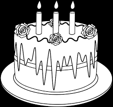 birthday coloring pages coloringmates clip art library