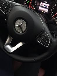 jeep steering wheel emblem bling mercedes benz emblem for steering wheel logo sticker decal