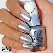 ready to color paint say hello to opi u0027s new blendable nail
