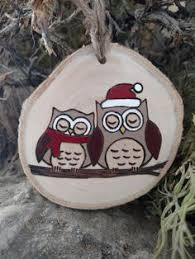 personalized christmas ornament custom mountain ornament