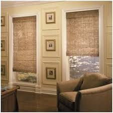 signature shoreline woven woods custom blinds woods and window