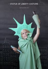 last minute statue of liberty costume the sewing rabbit