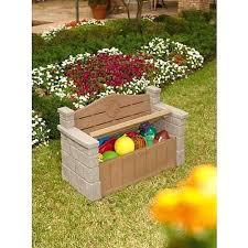 Outside Storage Bench Storage Garden Bench Seat Waterproof Outdoor Storage Bench Uk