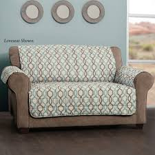 Sofa Protector Impulsive Patterned Quilted Furniture Protectors