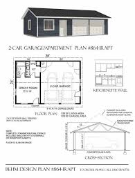 House Plans With 2 Separate Attached Garages by Best 25 Two Car Garage Ideas On Pinterest Garage With Apartment