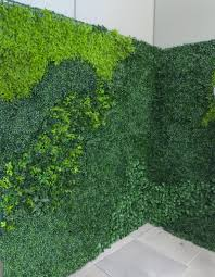 Fake Shrubs Artificial Outdoor Landscape Architects Faux Plant Resource Make