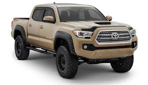land cruiser pickup accessories bushwacker pure tacoma accessories parts and accessories for