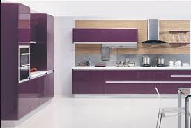lacquered glass kitchen cabinets modern high glass lacquer kitchen cabinet for apartment project