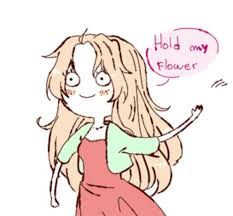 Hold My Flower Meme - hold my flower know your meme