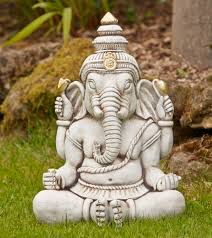 ganesh buddha statue large garden ornament s s shop