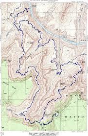 Palo Duro Canyon State Park Map Boucher U0026 Hermit Trail Loop Travel Arizona Pinterest Grand