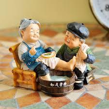 hochzeitsgeschenk eltern figuren handwerk kleine vintage wohnkultur senden die