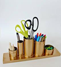 Pen Organizer For Desk Cubicle Organization Done Right U2013 The Diy Approach