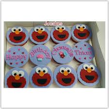 elmo cupcakes elmo cupcakes jocakes