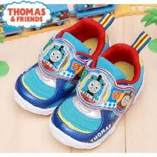 thomas the train light up shoes thomas the tank boys light up sneakers shoes blue th5058 kids gift