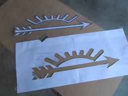 arrow of light award images to make an arrow of light award