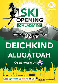 planai ski opening the winter opening in the