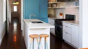 awesome small kitchen with island designs youtube