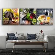 Wine Glass Wall Decor Online Buy Wholesale Wine Wall Decor From China Wine Wall Decor