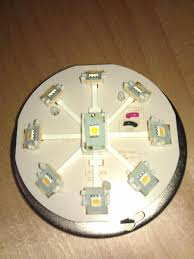 Replacement Lights For Ceiling Fans Led Light Ceiling Fan To Brighter Led In Doityourself