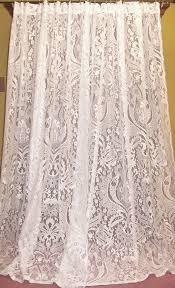 Antique Lace Curtains 221 Best Vintage Lace Curtains Images On Pinterest Vintage Lace