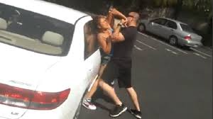 video women fight off plain clothes off duty cop after alleged