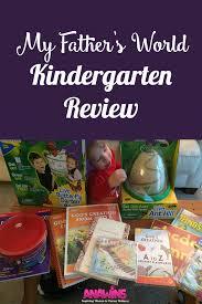 how to organize my father u0027s world kindergarten curriculum