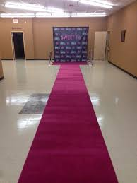 stanchion rental 26 best hot pink carpet runner rental atlanta images on