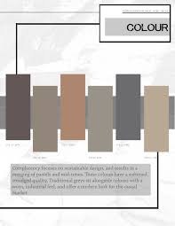 aw2017 2018 trend forecasting on pantone canvas gallery the trend book focuses of the trend forecasting for autumn winter