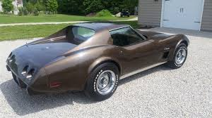 1976 corvette 4 speed survivor at no reserve