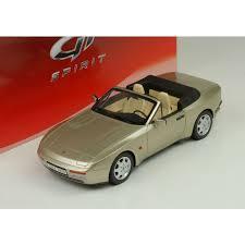 1989 porsche 944 value gt spirit gts002 1 18 1989 porsche 944 s2 cabriolet sealed