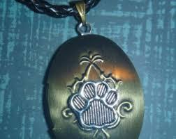 Locket Ornament Dog Locket Etsy