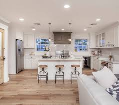 Wood Floors In Kitchen White Kitchen Light Wood Floors Kitchen And Decor
