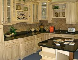Antique White Kitchen Cabinets by Antique White Glazed Kitchen Cabinets U2013 Interior Design