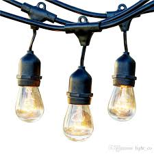 outdoor sockets for christmas lights outdoor string lights festive patio christmas lights 48 feet hanging