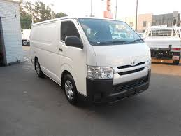 toyota hiace 2014 our stock safari 4x4