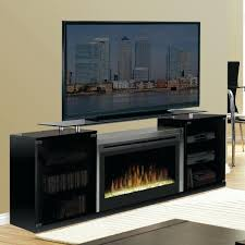 fireplace sleek electric tv fireplace stand for you davidson
