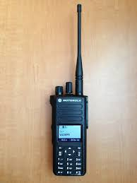 motorola mototrbo xpr 7550 dmr portable radio review va3xpr