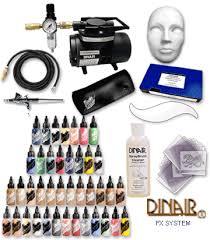 professional airbrush makeup system distribution dinair canadian distributor of dinair airbrush make