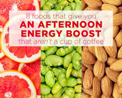 8 foods that give you an afternoon energy boost that aren u0027t a cup