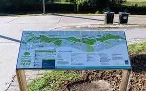 Buffalo Bayou Park Map A Surprising Bike Ride On Houston U0027s Buffalo Bayou Park Trail