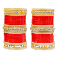 punjabi wedding chura buy much more color bridal chura punjabi wedding bangles women