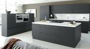 cuisine complete cuisine amenagee grise stunning cuisine blanc mur gris et
