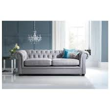 Faux Chesterfield Sofa Fake Chesterfield Sofa From Tesco Direct Take A Seat