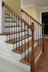 Wooden Banister Spindles Photo Gallery