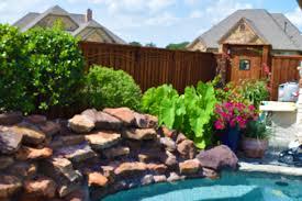 Backyard Fort Worth - privacy fences fort worth tx cedar wood board on board fences 8