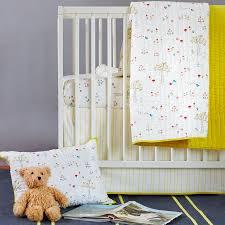 Gender Neutral Nursery Bedding Sets by Printed Quilt Little Auggie