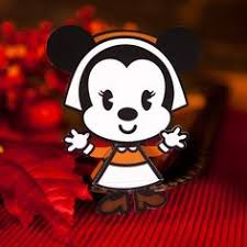 disney cutie paper cut and fold characters there are a bunch of