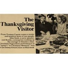 www classicmoviesandtvcom the thanksgiving visitor dvd tv